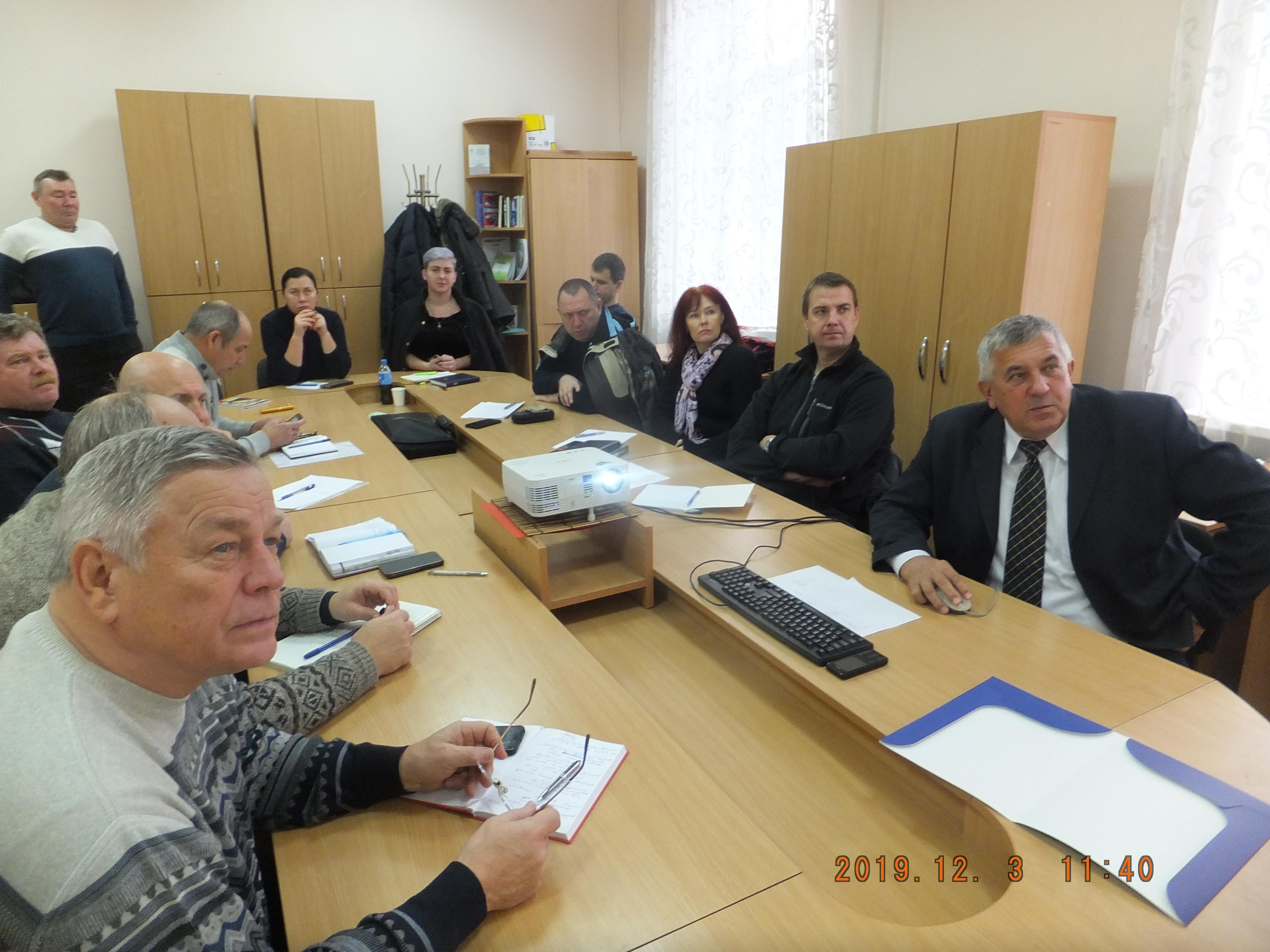 Навчання фахівців аеропортів України