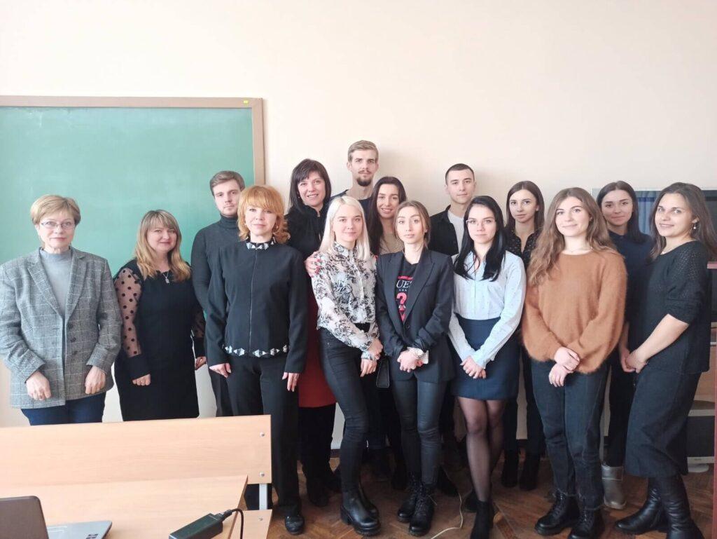 Успішно пройшов захист дипломних робіт студентів ОС «Магістр» денної форми навчання