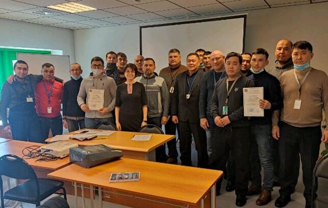 Підвищення кваліфікації авіаційних фахівців Республіки Казахстан