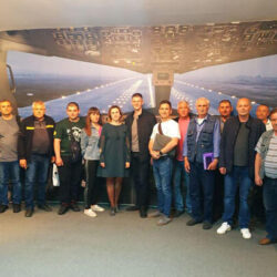 Training of aerodrome service specialists