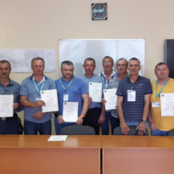 """Advanced training courses were conducted under the program """"Global Runway Surface Reporting Format (GRF)"""""""