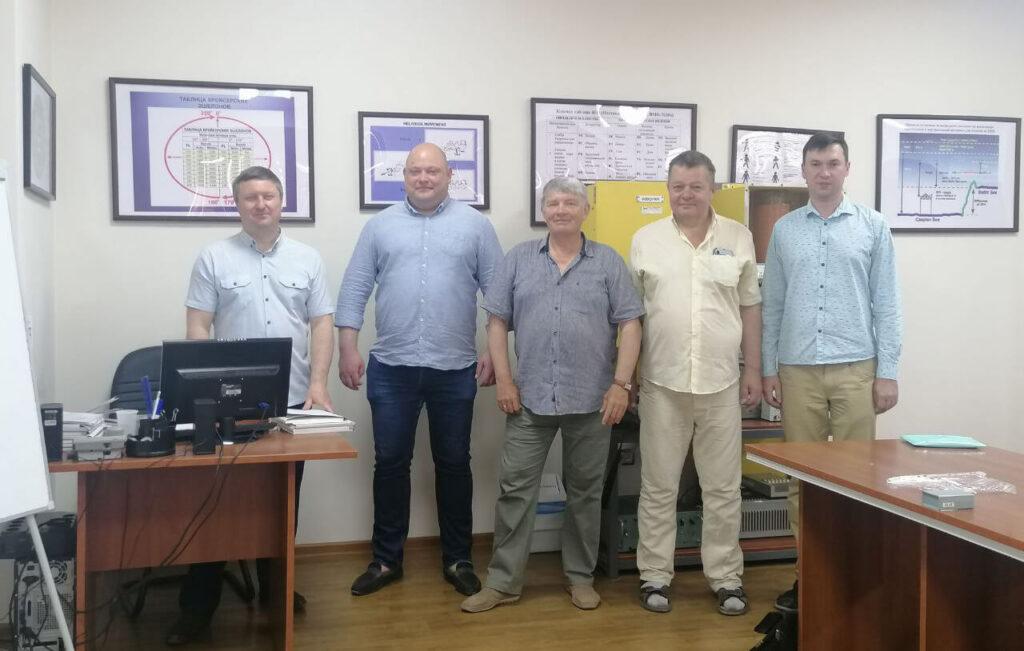 Thesis defense took place in Atyrau (Republic of Kazakhstan)